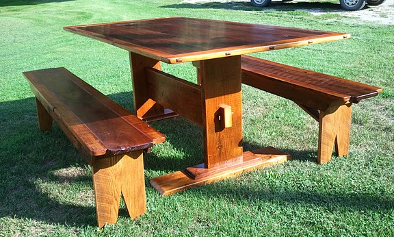 Antique bench gallery antique and recycled woods antique benches pine watchthetrailerfo