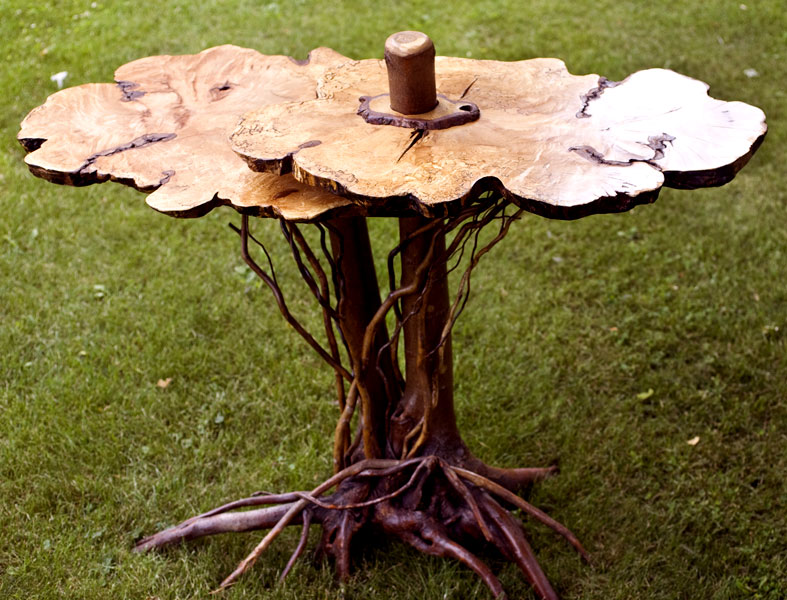 Organic Design Gallery - Antique and Recycled Woods