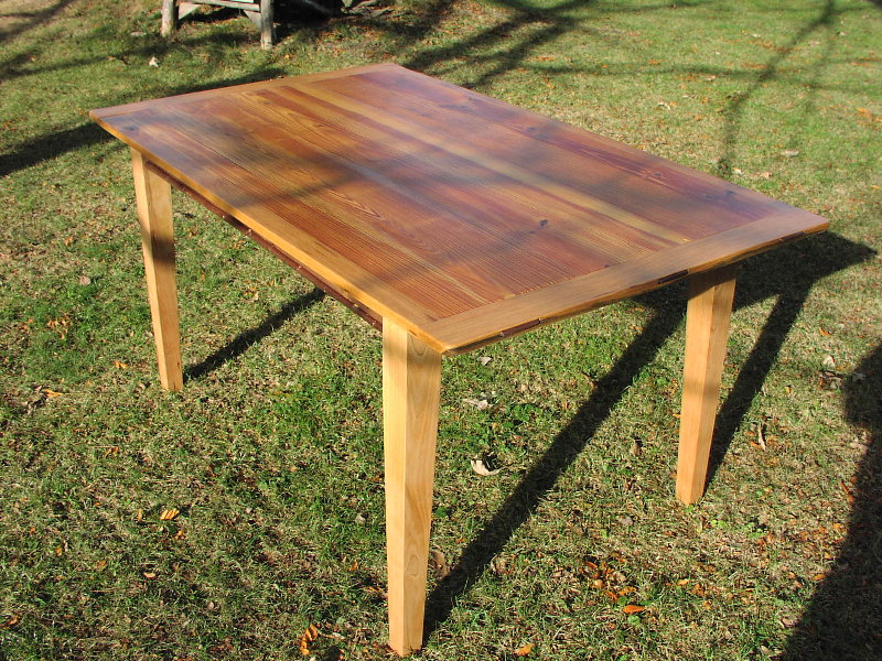 Custom Harvest Table Gallery Antique And Recycled Woods